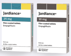 Boehringer Ingelheim and Lilly's type 2 diabetes therapy Jardiance showed superior efficacy compared to dipeptidyl peptidase-4 (DPP-4) inhibitor in a clinical study.