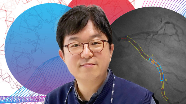 Medipixel CEO Song Kyu-seok previously worked as an IT developer at LG Electronics and AhnLab. He developed Medipixel XA, an automatic cardiovascular imaging analysis program using AI deep learning technology to make a better treatment environment.